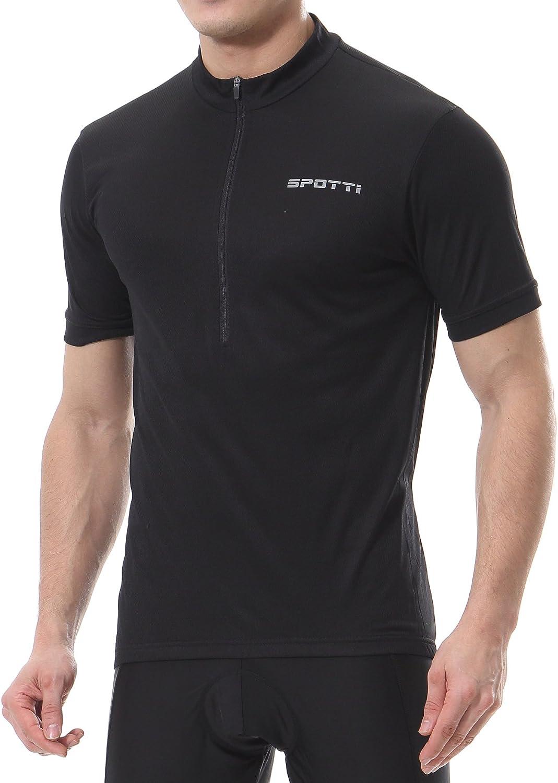 Spotti Men's Short Sleeve Cycling Jersey