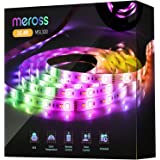 Smart Led Strip Lights, Smart RGBWW WiFi Strip, Compatible with Alexa, Google and SmartThings, for Home, Kitchen, Bedroom, Pa