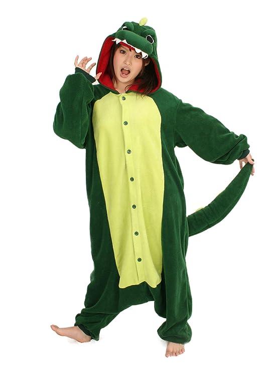 sc 1 st  Amazon.com & Amazon.com: Dinosaur Onesie for Adults: Clothing
