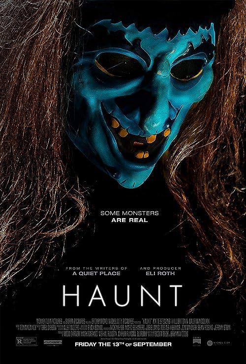 Lionbeen Haunt - Movie Poster - Cartel de la Pelicula 70 X ...