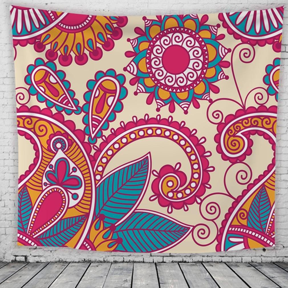 GUTN Hippy Tapisserie Wandbehang Home Decor für Weihnachten Strand Werfen Collage Wohnheim, gt-mbl-29, 130cmx150cm B07FCDYC6J Duschmatten
