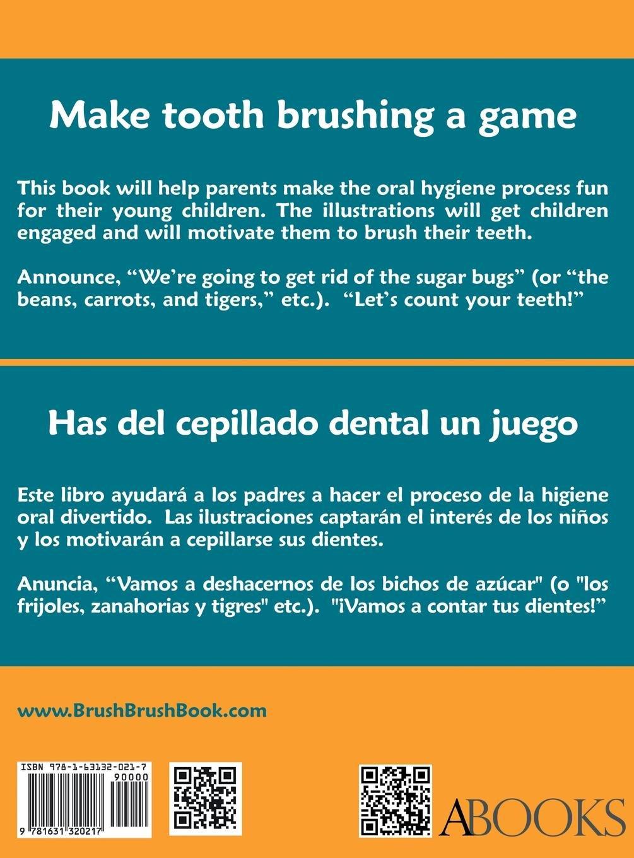 Brush! Brush! Brush!: Leticia Mendoza-Sobel, Christina Olson: 9781631320217: Amazon.com: Books