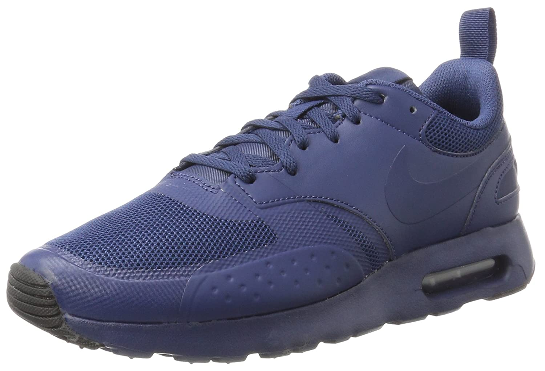 Bleu (Navy Navy-navy) 45 EU Nike Air Max Vision, paniers Basses Homme