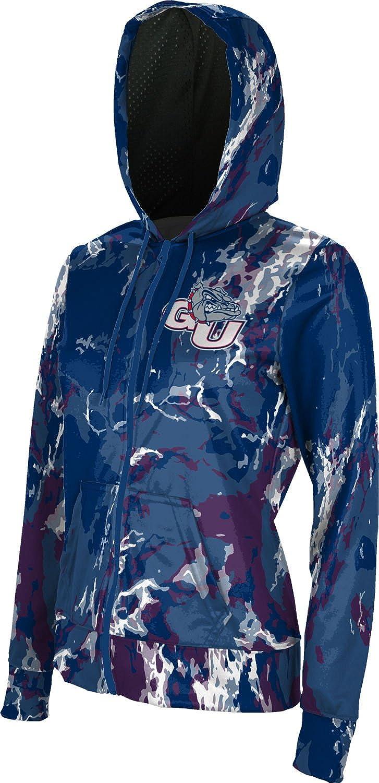 Marble School Spirit Sweatshirt ProSphere Gonzaga University Girls Zipper Hoodie