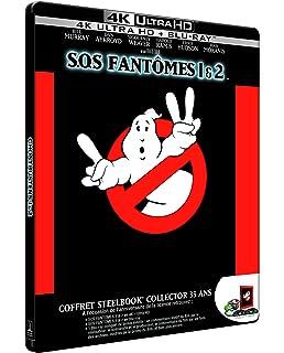 e5a9a5fed6533 SOS Fantômes Trilogie [Blu-ray + Copie digitale]: Amazon.fr: Bill ...