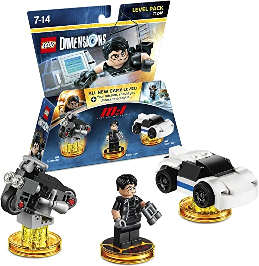 LEGO Dimensions: Mission Imposible: Amazon.es: Videojuegos