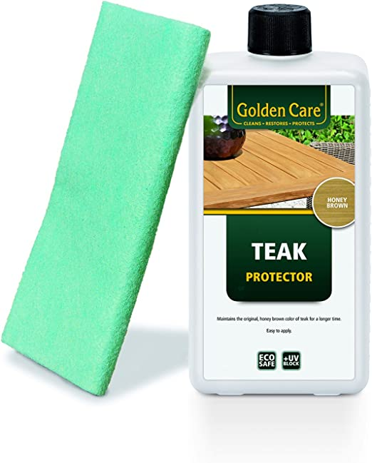 Golden Care Teak Protector – Best Value Teak Sealer