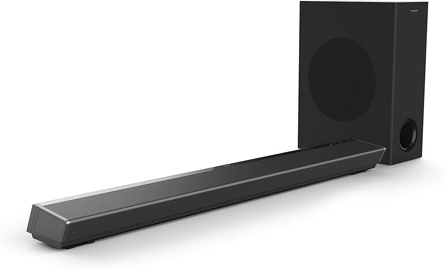 Philips Audio 3.1 Channel Dolby Atmos Performance Soundbar Speaker with Wireless Subwoofer (TAPB603/37)