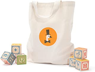 product image for Uncle Goose Classic ABC Blocks with Canvas Bag - Made in USA