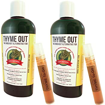 Amazon Com Thyme Out The Knockout Alternative For Eczema