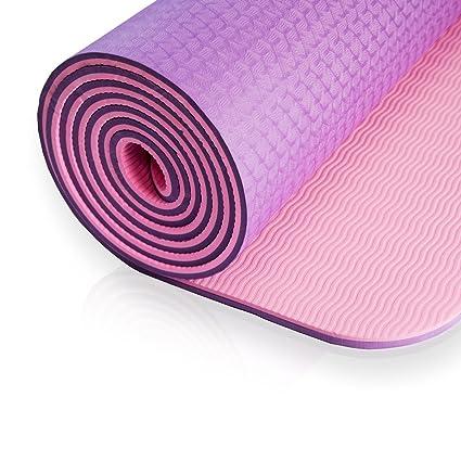 diMio - Esterilla de Yoga Dragon (TPE) para avanzados ...