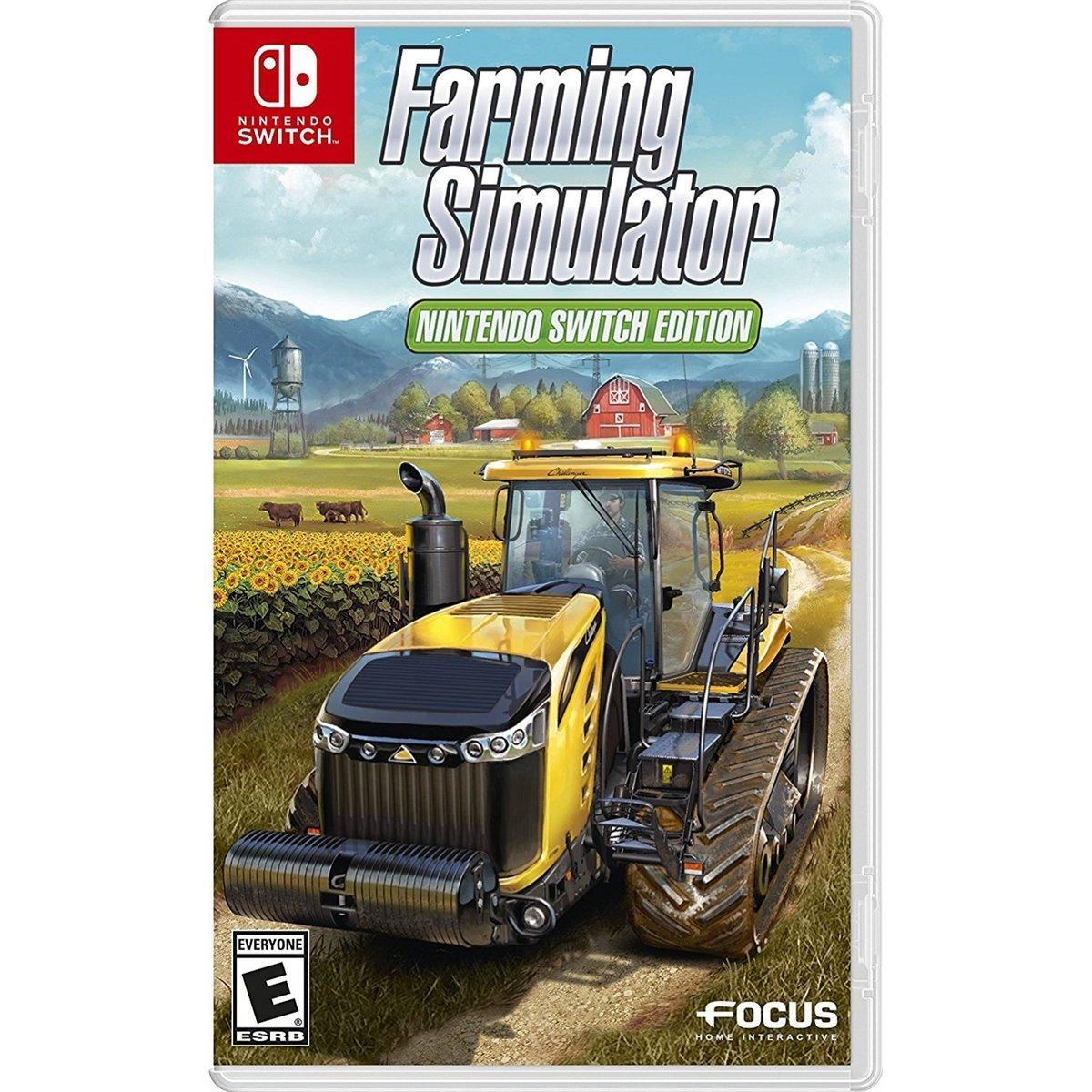 Farming Simulator (Nintendo Switch) (New): Amazon.es: Industria ...