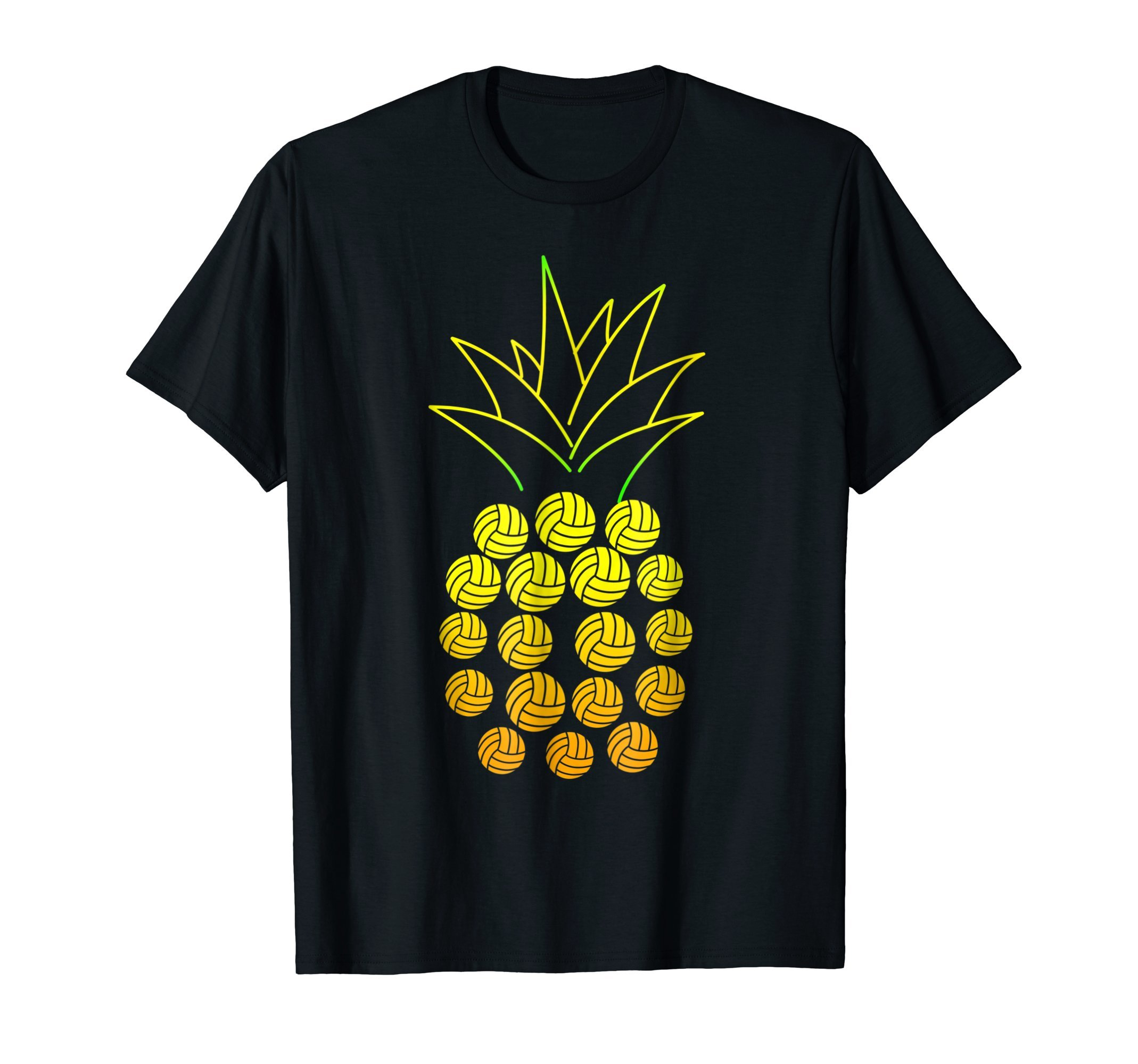 A Pineapple funny Volleyball T Shirt - funny gift for men