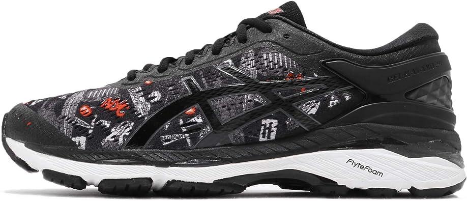 Asics Gel-Kayano 24, Zapatillas de Running Hombre: Asics: Amazon.es: Zapatos y complementos