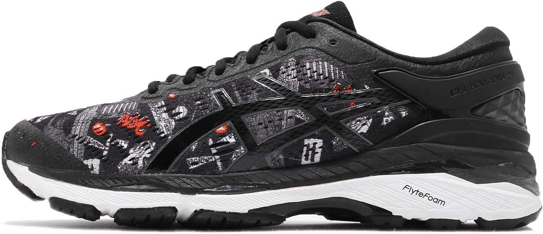 Asics Gel-Kayano 24 NYC Zapatillas para Correr - 40: Amazon.es: Zapatos y complementos