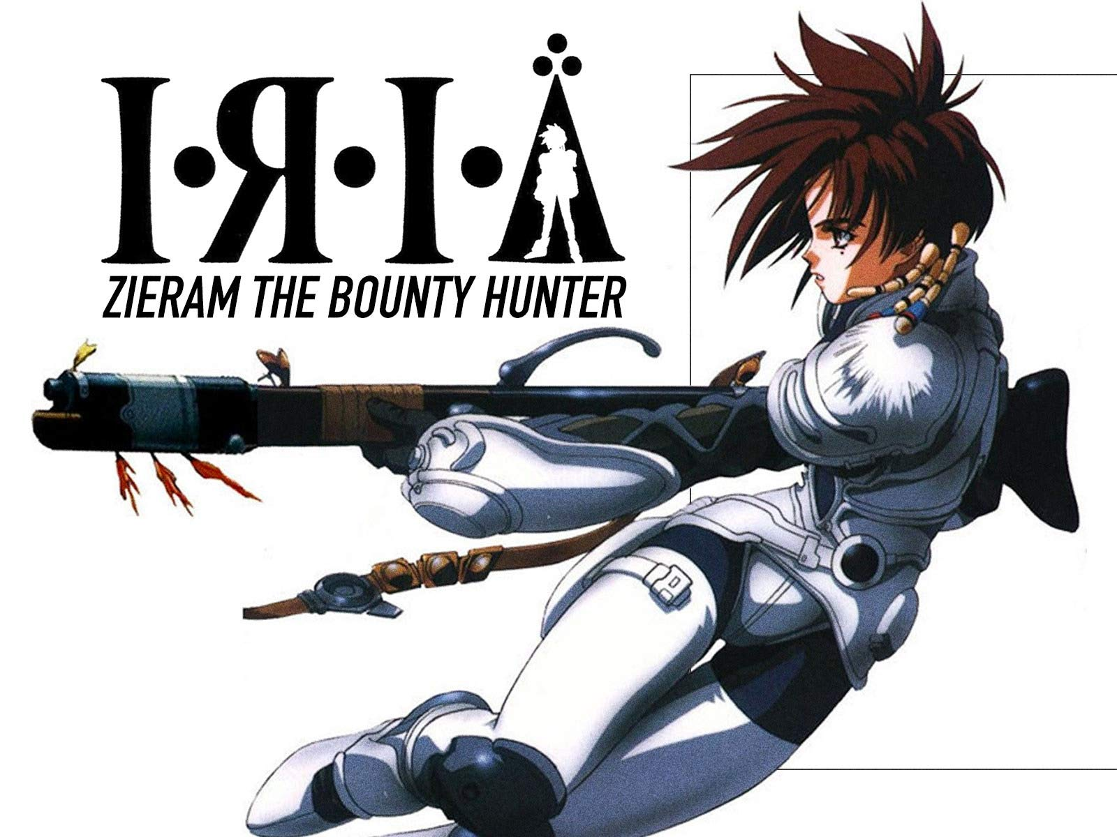 Amazon.com: Watch Iria: Zeiram The Bounty Hunter | Prime Video