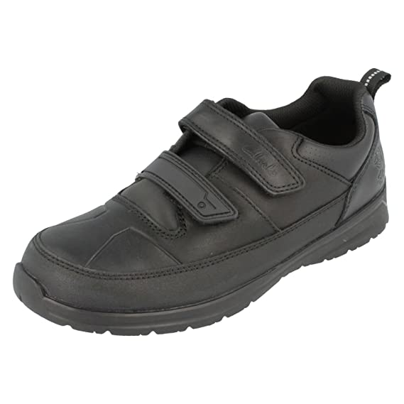 Black School Shoes for Girls & Boys