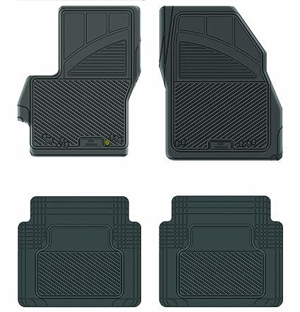 Weather Car Mats >> Koolatron Pants Saver Custom Fit 4 Piece All Weather Car Mat For Select Mazda 3 Models Black