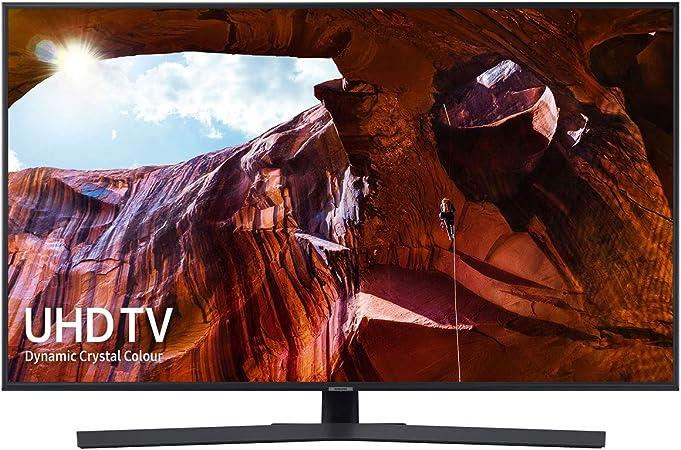 SAMSUNG Ue50ru7400uxxu 50 Pulgadas ru7400 Crystal Dynamics Color HDR de Smart TV 4k: Amazon.es: Electrónica