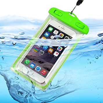 super popular 0c80b 429ec ONX3® Acer Liquid Z630/Z630s Universal Transparent Mobile Cell Smart Phone  Underwater Waterproof Protection Bag, Case, Covers