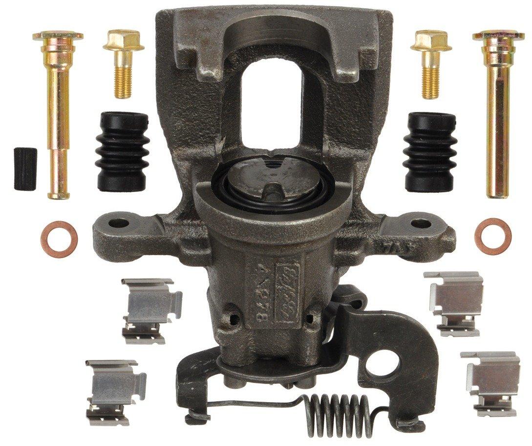 Brake Caliper A1 Cardone Cardone 19-3180 Remanufactured Import Friction Ready Unloaded
