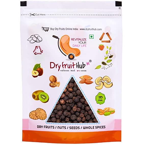 Dry Fruit Hub Black Pepper (Kalimirch) 1kg