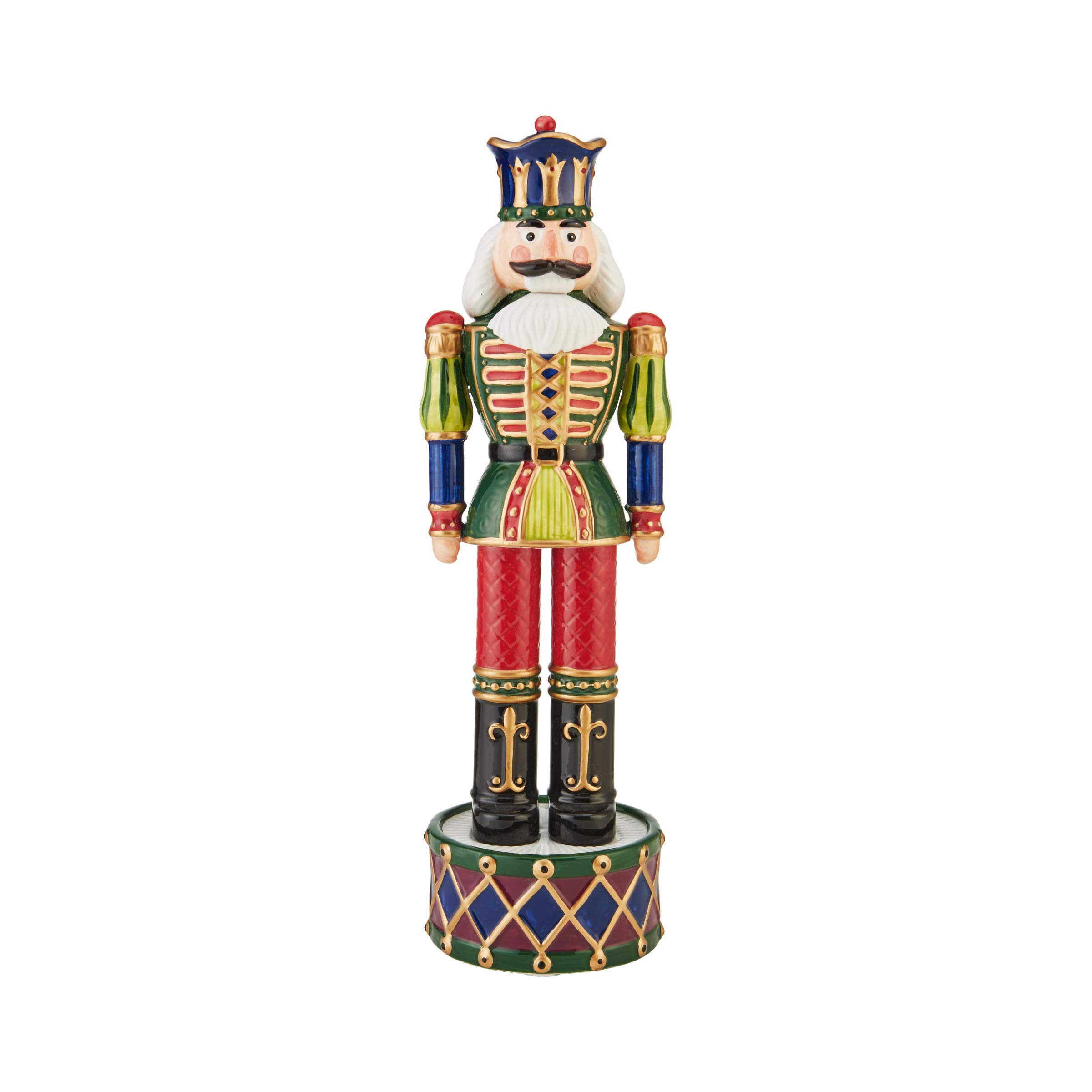 Fitz and Floyd Holiday Nutcracker, Assorted
