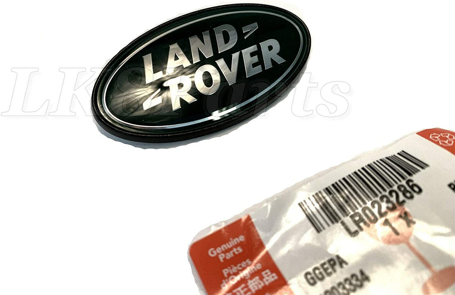 Gold HSE Chorme Trunk Rear Badge Decal Emblem Sticker For Discovery Range Rover