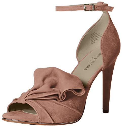 052b26f4da6 Kenneth Cole New York Women s Blaine Oversize Bow Stilleto Dress Heeled  Sandal