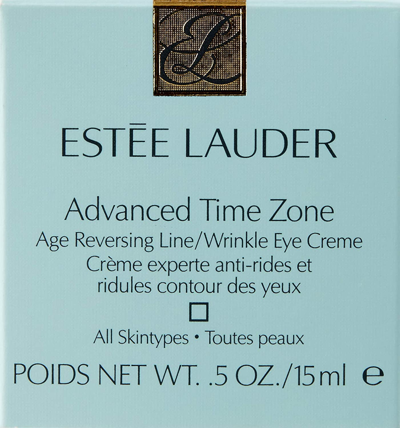 Estee Lauder Time Zone Anti-Line wrinkle Eye Creme Creme For Unisex 0.5 oz