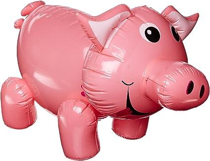 Amazon.com: Hinchable Cerdos – Conjunto de 2: Toys & Games