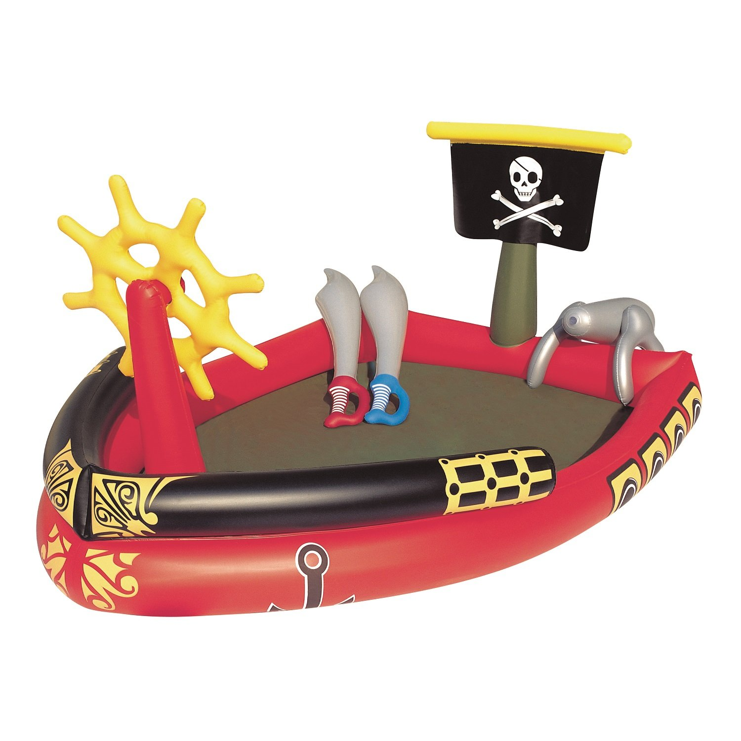 H2OGO! Pirate Play Center Inflatable Pool by Bestway