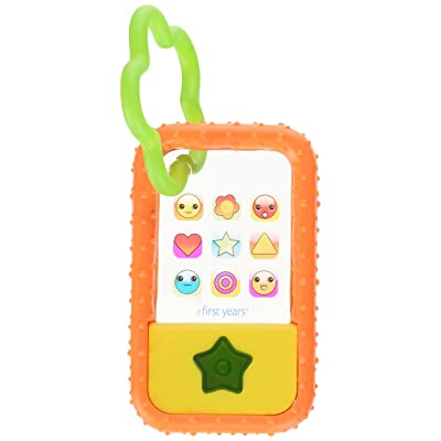 The First Years My Phone Musical Toy : Baby Musical Toys : Baby