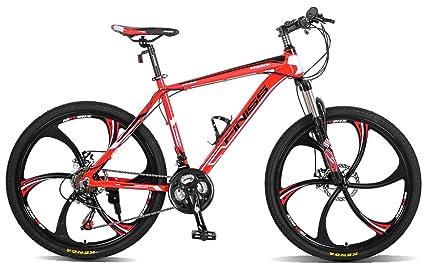 """93c2fd572ce Merax MS008700JAA Finiss 26"""" Aluminum 21 Speed Mg Alloy Wheel Mountain  Bike"""