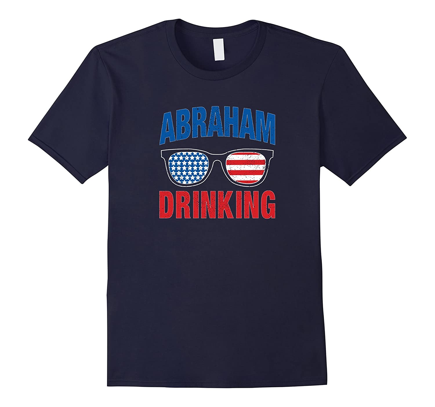Drinking like Lincoln shirt