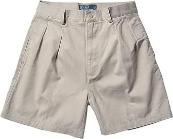 Polo Ralph Lauren Andrew Shorts (Light Khaki, W30) at