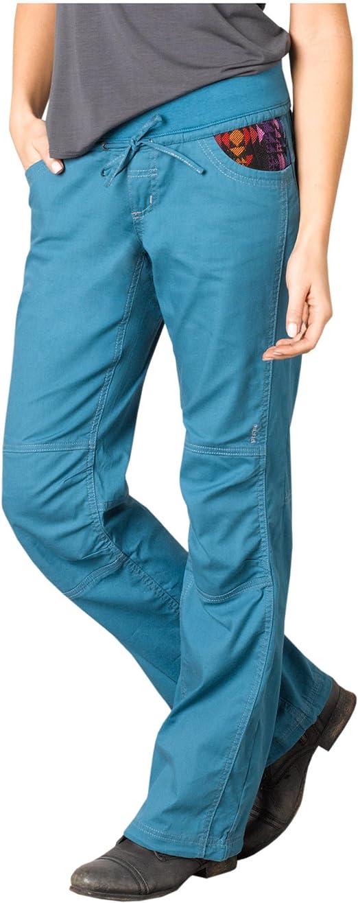 Prana Avril - Pantalones Cortos de Escalada para Mujer, Color