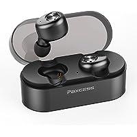 Paxcess True Wireless Bluetooth Earbuds (Black)
