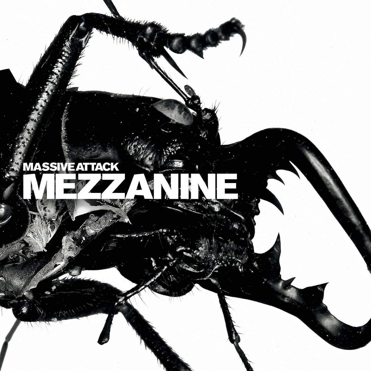 CD : Massive Attack - Mezzanine (Deluxe Edition)