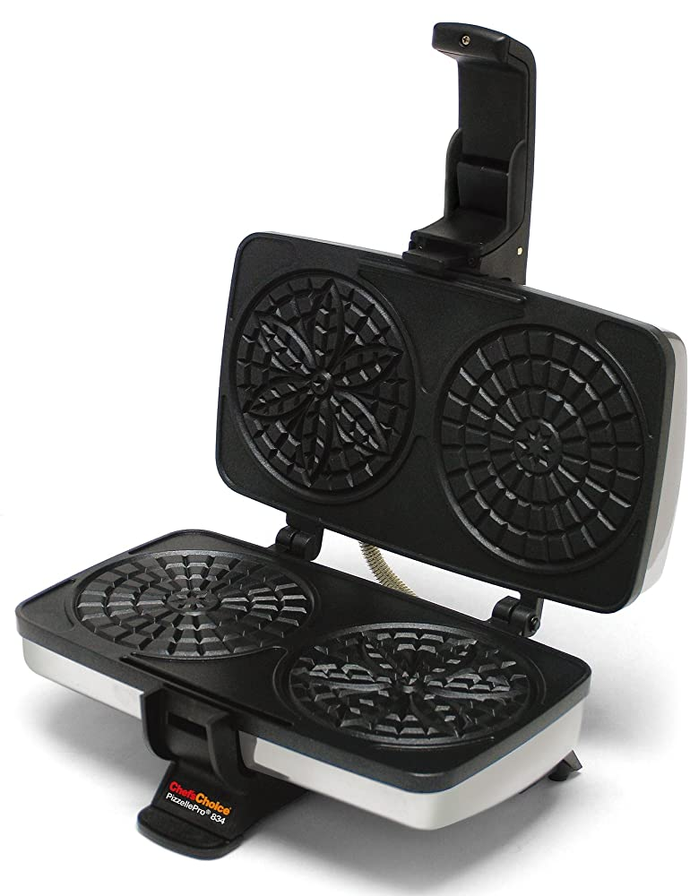 Chef's Choice Pizzelle Pro Review