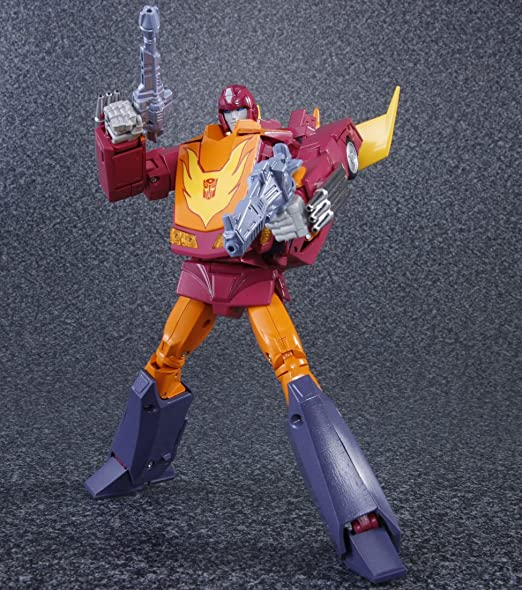 Masterpiece MP28 Autobots HOT Rodimus Action figure nuovo giocattolo 18CM Figurina