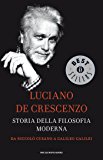 Storia della filosofia moderna - 1. da Niccolò Cusano a Galileo Galilei (Oscar bestsellers Vol. 1496)