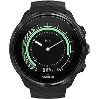 Suunto 9 All Black Kav Akıllı Saat Yetişkin, Kahve, Tek Beden