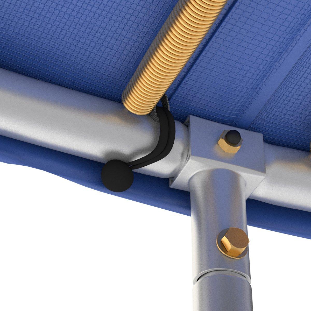 Bodenanker mit Haken Ampel 24 Erdanker-Set 6 Erdspie/ße zur Sicherung bei Wind