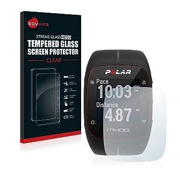 savvies Cristal Templado Compatible con Polar M400 / M430 ...