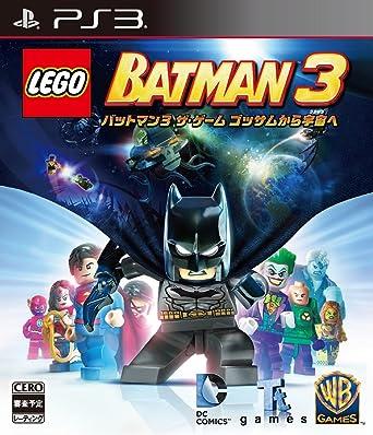 Amazon.com: PS3 LEGO BATMAN 3 BEYOND GOTHAM: Video Games