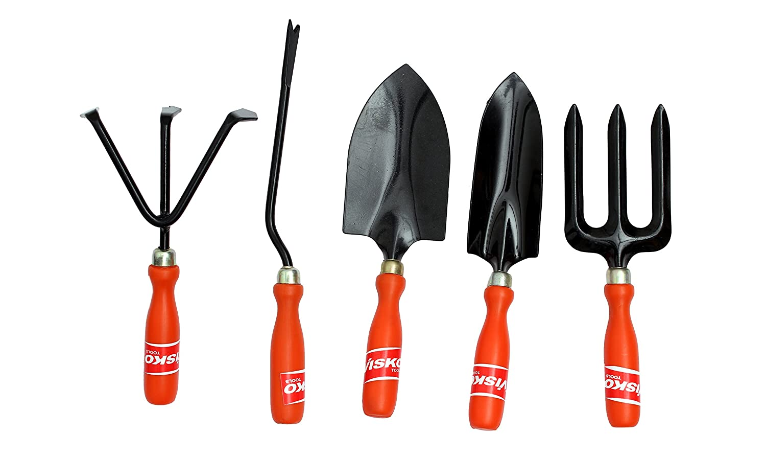Visko tools 601 garden tool kit pack of 5 rs 277 flipkart for Gardening tools on amazon