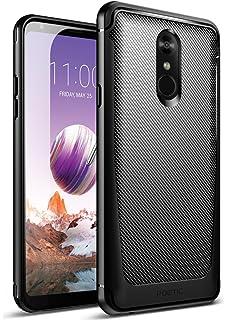 quality design 089cc c22c6 Amazon.com: LG Stylo 4 Case, LG Stylo 4 Plus Case, LG Q Stylus Case ...