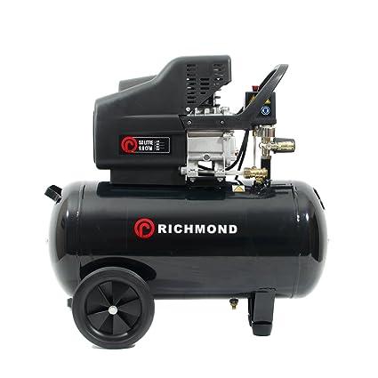 50L Compresor de aire - 9.6 CFM, 2.5 HP, 1.5 KW, 230V,