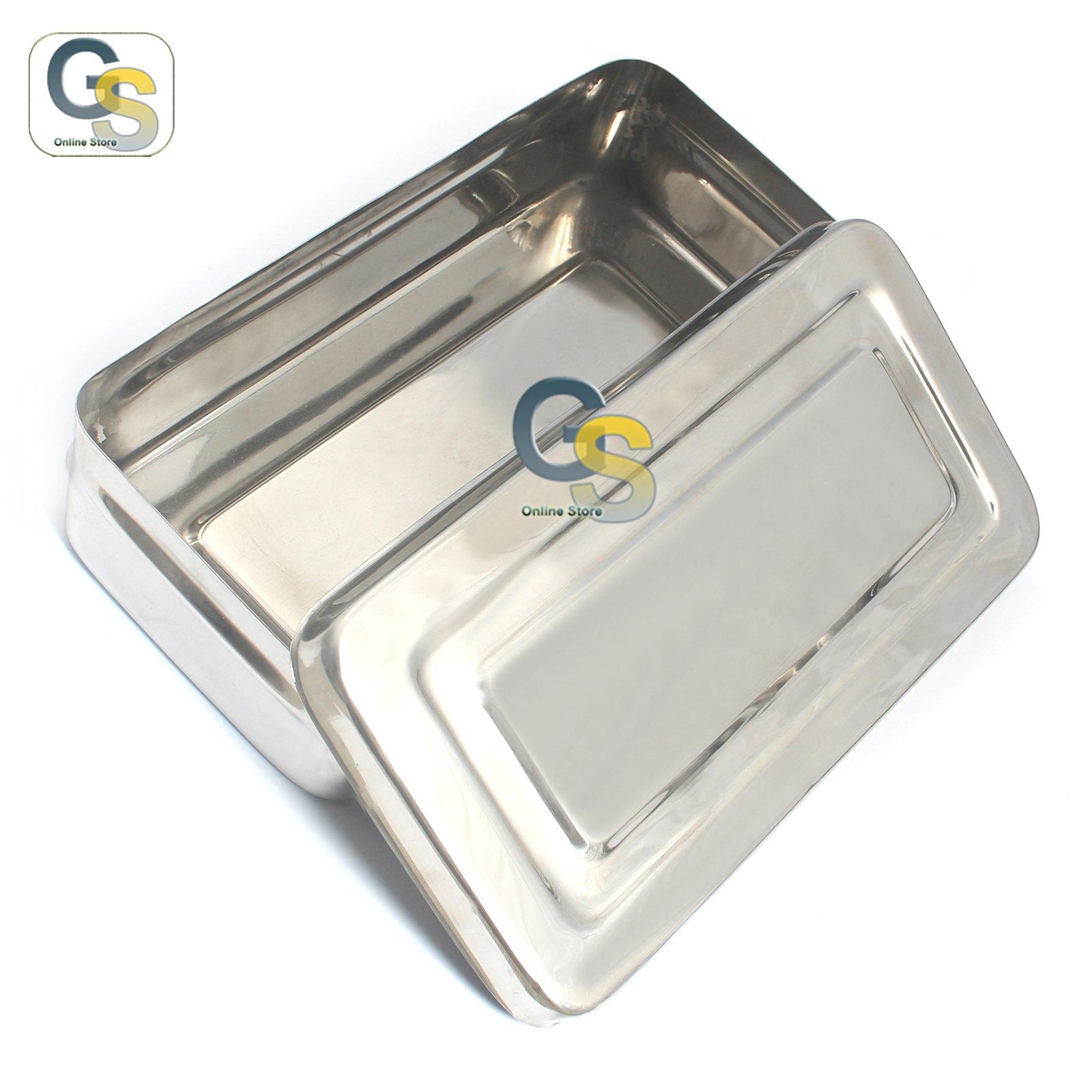 G.S INSTRUMENT BOX, 200MM X 100MM X 35MM BEST QUALITY